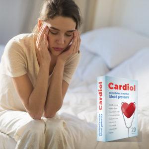 Cardiol kur nusipirkti, vaistinė