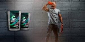 MuscleG pulbere, ingrediente, cum să o ia, cum functioneazã, efecte secundare