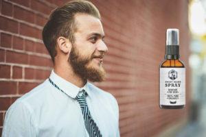 Smart Beard Spray sprej, prísady, ako ju použiť, ako to funguje , vedľajšie účinky