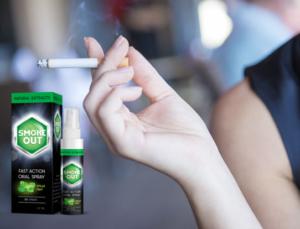 Smoke Out spray, ingrediente, cum să aplici, cum functioneazã, efecte secundare