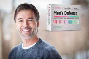 Men's Defence капсули, съставки, как да го приемате, как работи, странични ефекти