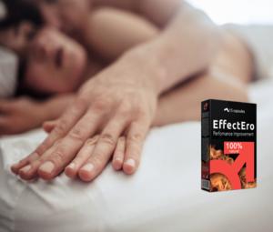 EffectEro cápsulas, ingredientes, cómo tomarlo, como funciona, efectos secundarios