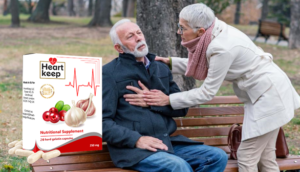 HeartKeep capsules, ingredients, how to take it, how does it work, side effects