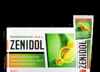 Zenidol kremas - ingridientai, nuomones, forumas, kaina, kur nusipirkti, gamintojas - Lietuva